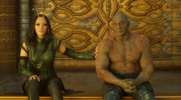 'Người tàng hình' Drax hé lộ về màn kết hợp với Mantis, cảnh báo mức độ tấu hài cực mạnh