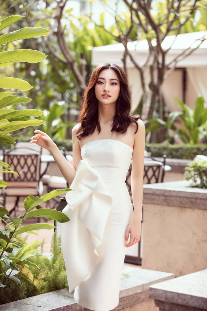 Đỗ Mỹ Linh hoá hồng hạc kiêu sa, Tường San  Lương Thuỳ Linh cũng bung lụa khoe nhan sắc hơn người ảnh 8