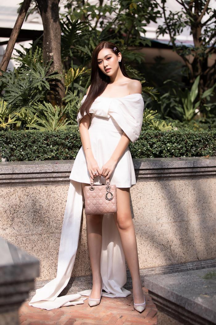 Đỗ Mỹ Linh hoá hồng hạc kiêu sa, Tường San  Lương Thuỳ Linh cũng bung lụa khoe nhan sắc hơn người ảnh 13