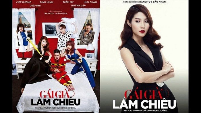 'Nắng' và loạt thương hiệu điện ảnh Việt vẫn 'ăn nên làm ra' qua mỗi phần phim ảnh 4