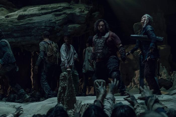 The Walking Dead: Negan chính thức trở thành một Whisperer