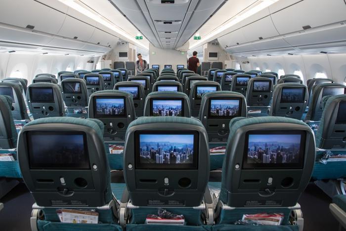 Theo ước tính của Hiệp hội Vận tải hàng không quốc tế - IATA, virus corona có thể khiến các hãng hàng không thất thu tới 113 tỷ USD trong năm nay. (Ảnh:Xinhua)