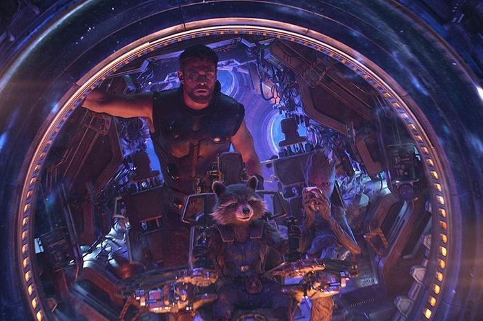 Nhóm Guardians of the Galaxy sẽ xuất hiện trong Thor 4 ảnh 7