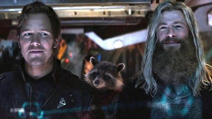 Nhóm Guardians of the Galaxy sẽ xuất hiện trong Thor 4 ảnh 2
