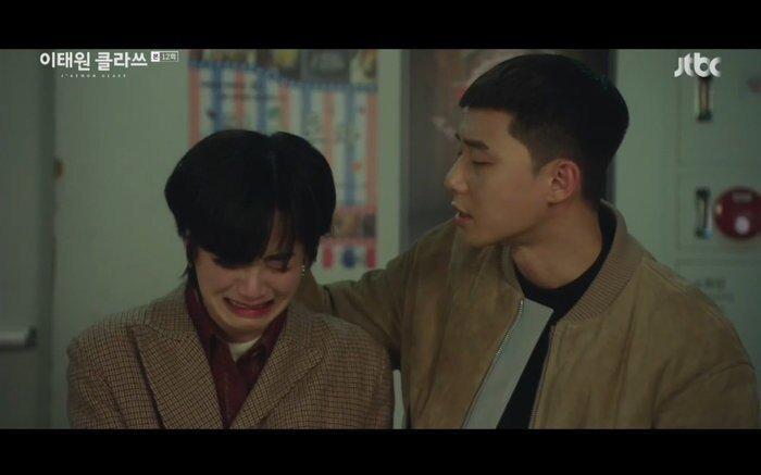 Cảnh truyền cảm hứng nhất tập 12 Itaewon Class là của Ma Hyun Yi! ảnh 2