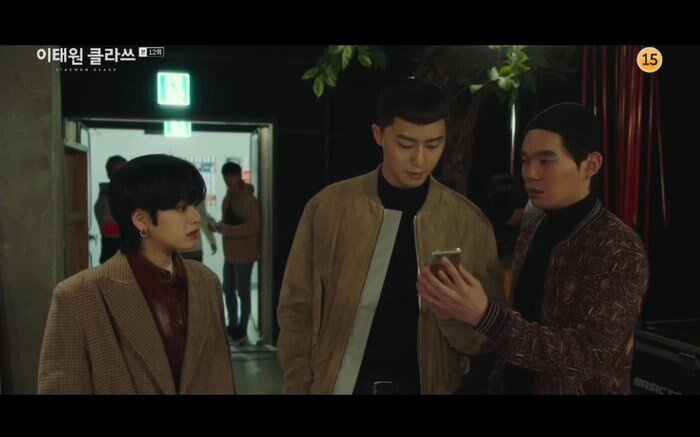 Cảnh truyền cảm hứng nhất tập 12 Itaewon Class là của Ma Hyun Yi! ảnh 1