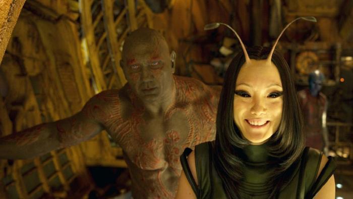 The Invisible Man: Drax của nhóm Guardians chính là Kẻ vô hình