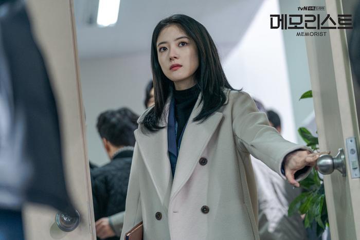 Memorist  Hồi ức: Bộ phim trinh thám  siêu nhiên đầy lôi cuốn của Yoo Seung Ho ảnh 1