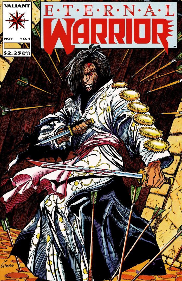 Nguồn gốc nhân vật Bloodshot của nam diễn viên Vin Diesel ảnh 3