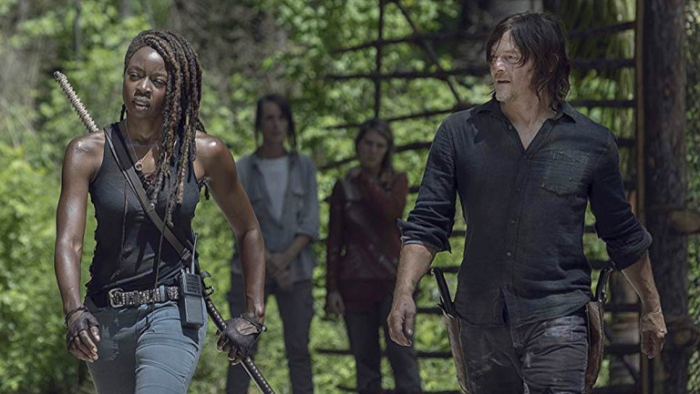 'The Walking Dead': Norman Reedus tuyên bố đốt luôn series phim nếu Daryl chết