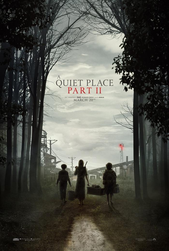 A Quiet Place Part II thừa thắng xông lên sau thành công vang dội của phần 1.