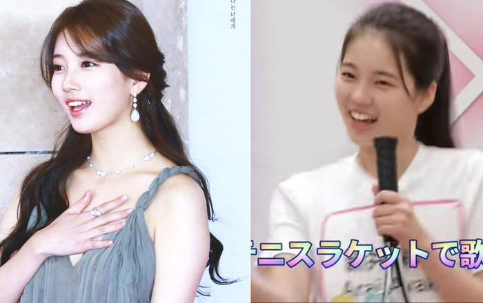 Arai Ayaka được cho có nét giống Suzy.