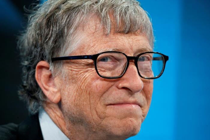 Bill Gates là người đồng sáng lập Microsoft. Ông cũng từng ngồi ghế CEO công ty này. (Ảnh: New Straits Times)