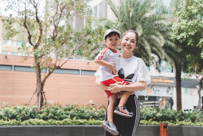Dương Cẩm Lynh hé lộ kế hoạch tránh dịch COVID-19 khi con trai nghỉ học thời gian dài ảnh 2