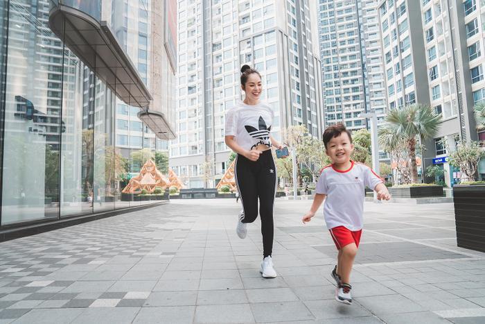 Dương Cẩm Lynh hé lộ kế hoạch tránh dịch COVID-19 khi con trai nghỉ học thời gian dài ảnh 5