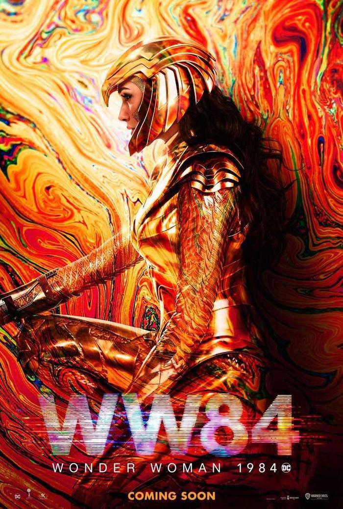 Wonder Woman 1984 tung poster mới, nhưng ngày ra mắt liệu có bị đổi? ảnh 2
