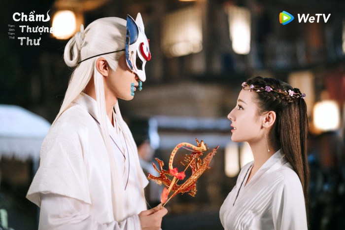 Hợp tác trong 7 phim và tỏa sáng với Tam sinh tam thế: Chẩm Thượng Thư, Địch Lệ Nhiệt Ba  Cao Vỹ Quang là cặp đôi màn ảnh đẹp nhất Trung Quốc hiện nay? ảnh 1