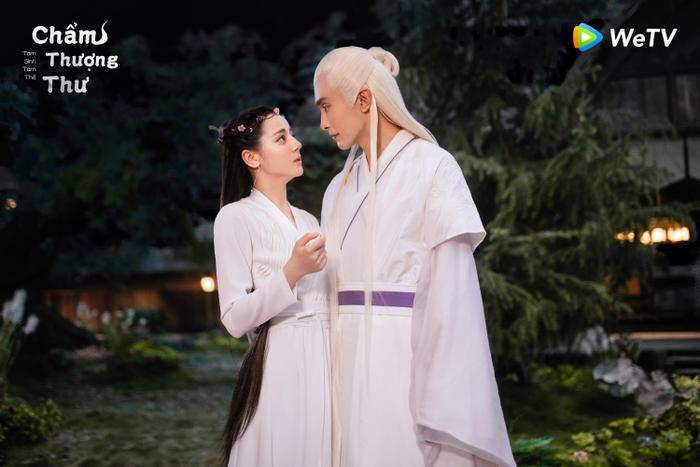 Hợp tác trong 7 phim và tỏa sáng với Tam sinh tam thế: Chẩm Thượng Thư, Địch Lệ Nhiệt Ba  Cao Vỹ Quang là cặp đôi màn ảnh đẹp nhất Trung Quốc hiện nay? ảnh 4