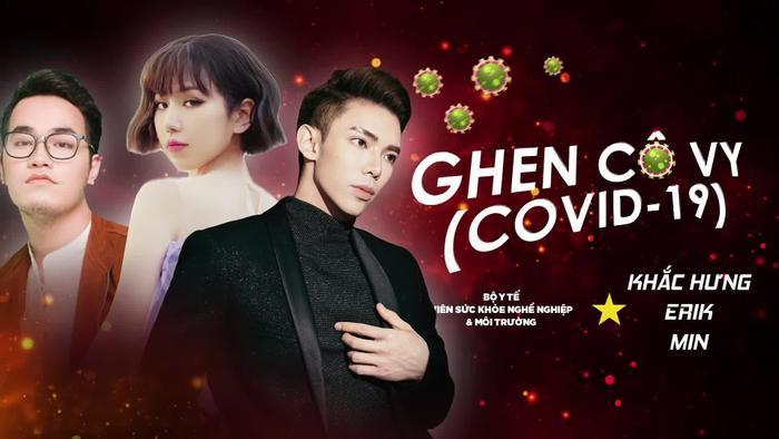 Dân mạng Việt Nam 'trầm trồ' trước bản cover Ghen cô Vy đến từ ban nhạc đồng quê Âu Mỹ