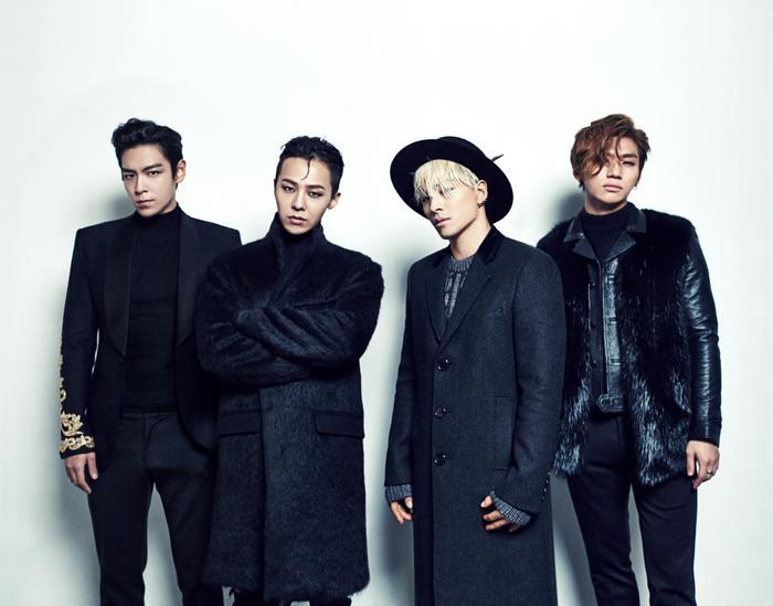 Big Bang tái ký hợp đồng với YG.