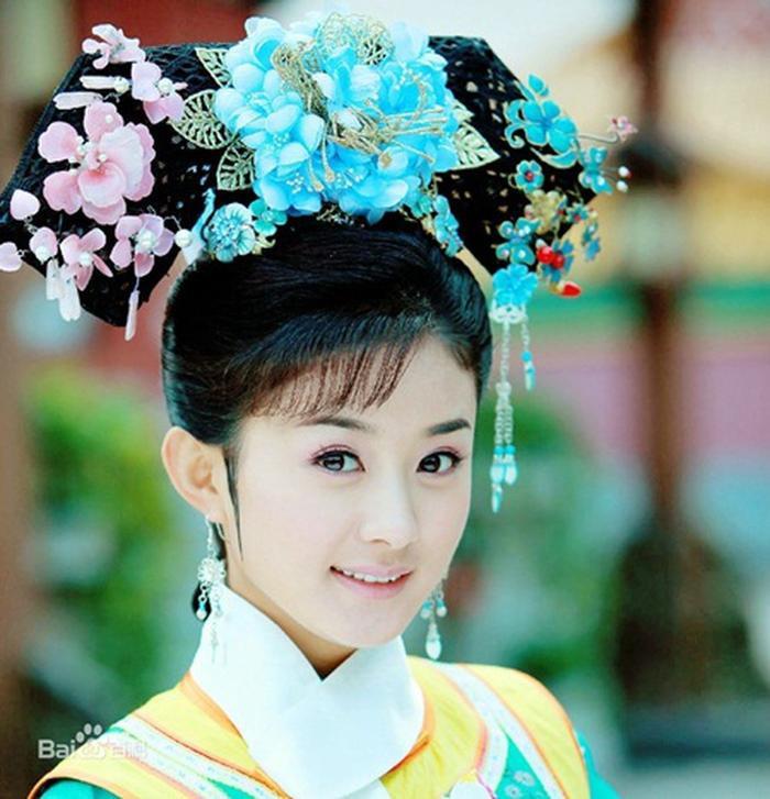 Triệu Lệ Dĩnh trở thành nữ hoàng phim truyền hình với tổng lượt xem vượt 50 tỷ và là song quán quân của IQiyi và Tencent ảnh 5