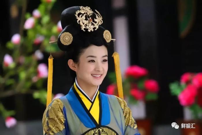 Triệu Lệ Dĩnh trở thành nữ hoàng phim truyền hình với tổng lượt xem vượt 50 tỷ và là song quán quân của IQiyi và Tencent ảnh 7