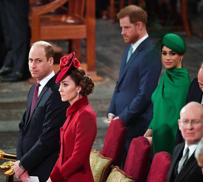 Mối quan hệ của anh em Hoàng tử William rạn nứt thê thảm sau chuyến 'hồi hương' của vợ chồng Harry ảnh 0