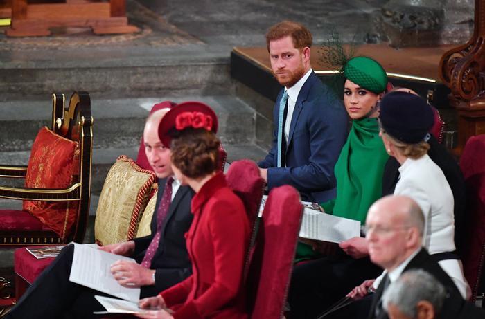 Mối quan hệ của anh em Hoàng tử William rạn nứt thê thảm sau chuyến 'hồi hương' của vợ chồng Harry ảnh 1