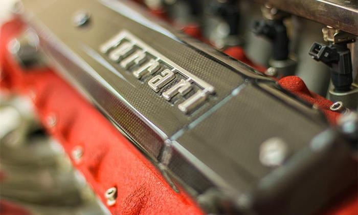 Motor1 đánh giá đóng cửa nhà máy, dù là trong thời gian ngắn, cũng sẽ gây nhiều thiệt hại cho Ferrari. (Ảnh: BI)