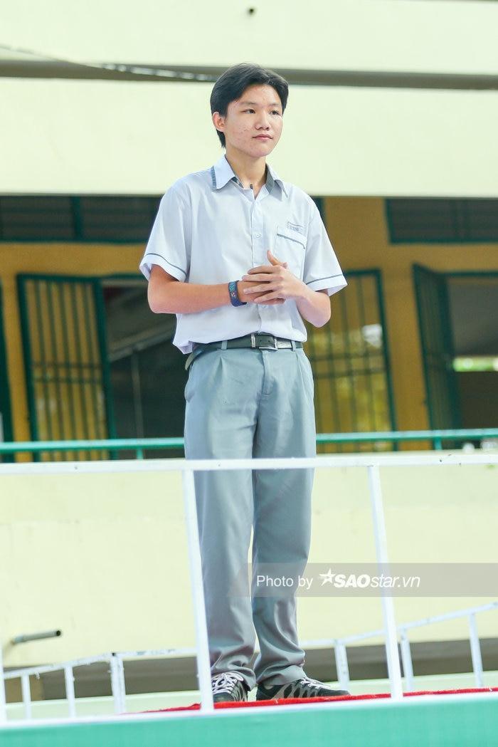 Trương Trí Thịnh – học sinh lớp 11 Trường THPT Hùng Vương TP HCM