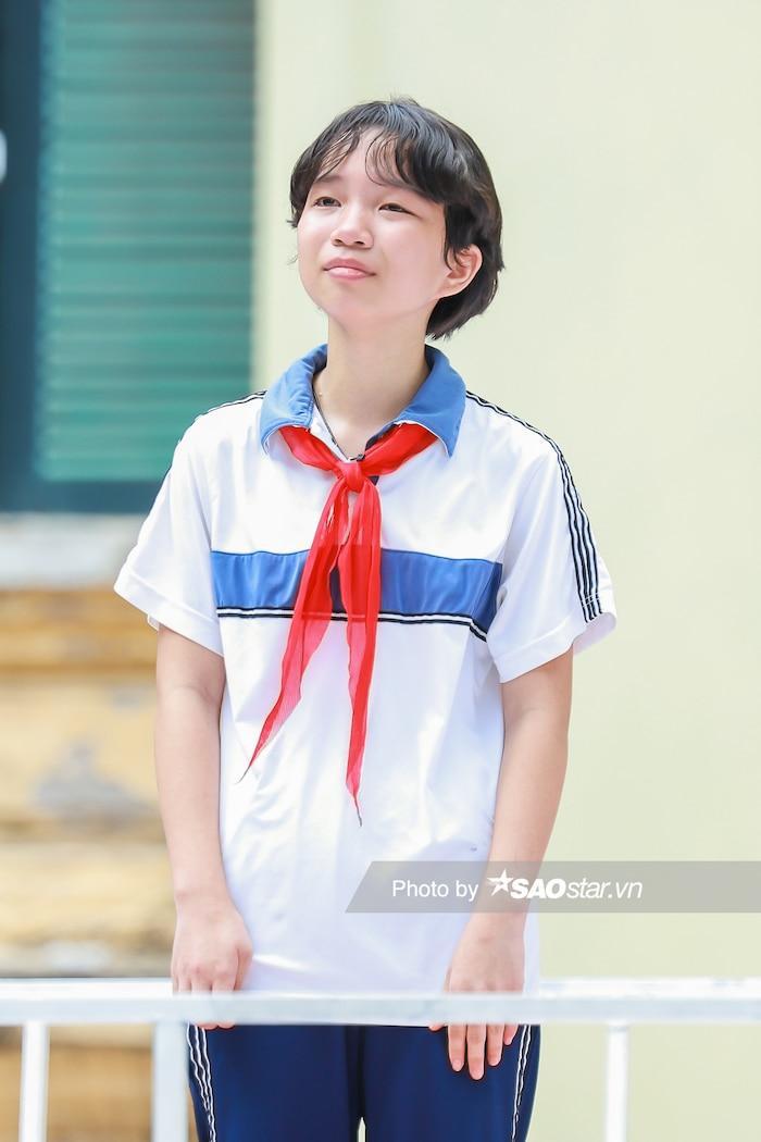 Thanh Hà – lớp 8A6, trường THCS Ngô Sĩ Liên, Hà Nội.