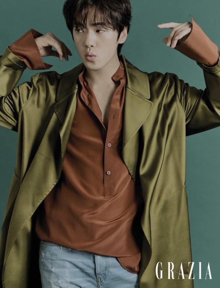 Kim Jung Hyun nói về cái chết của Goo Seung Joon trong Crash Landing On You: Khán giả sẽ mãi nhớ anh ấy ảnh 0