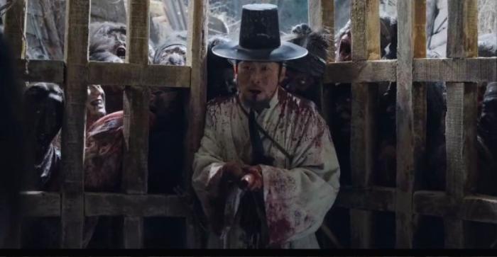 Phản ứng của nhà sản xuất Netflix khi Kingdom bị cho là giống The Walking Dead và Game of Thrones ảnh 3