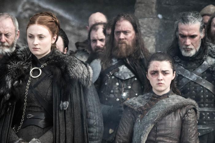 """Hình ảnh từ series đình đám """"Game of Thrones""""."""