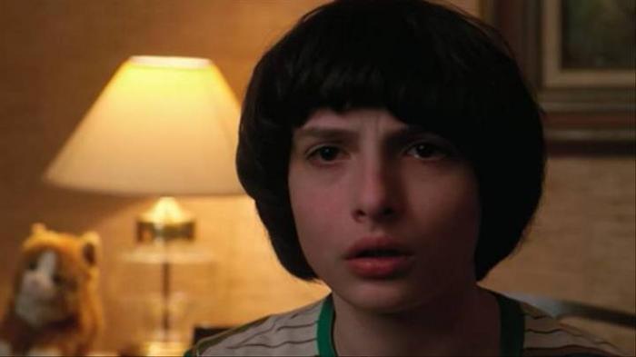 Finn Wolfhard trong phim Stranger Things