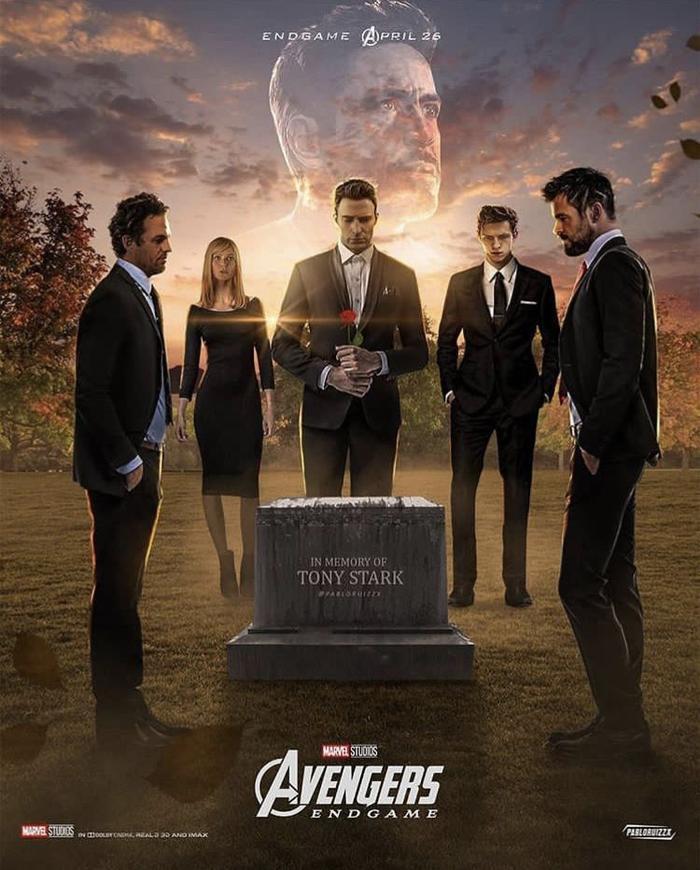 Các fan cũng đã mang phân cảnh này lên poster phim