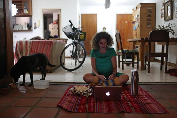 Ana Pereira quá cô đơn khi không được gặp bạn bè.