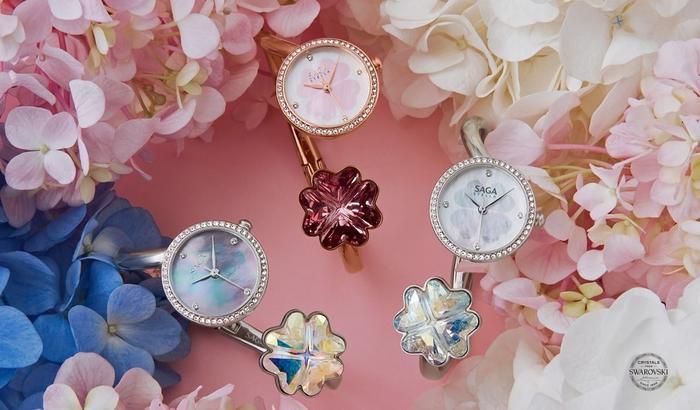 Đồng hồ nữ đính đá cao cấp được đề cao về tính thẩm mỹ, lấp lánh sang trọng và thu hút những người đam mê về thời trang.
