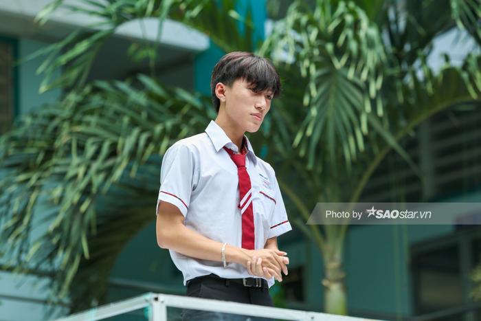 Khả Ngân 'cười ngất' vì màn bóc phốt hội anh em cây khế của chàng hot boy rapper Minh Huy ảnh 9