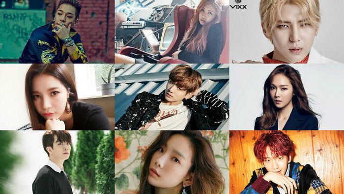 Knet đã gọi tên những thành viên không phải main vocal nhưng hát tốt.