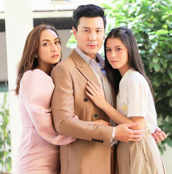 Nam Phueng Khom  Mật Đắng: Bộ phim Thái Lan được CH3 làm lại sau 20 năm, mối tình đầy drama của chú-cháu ảnh 3