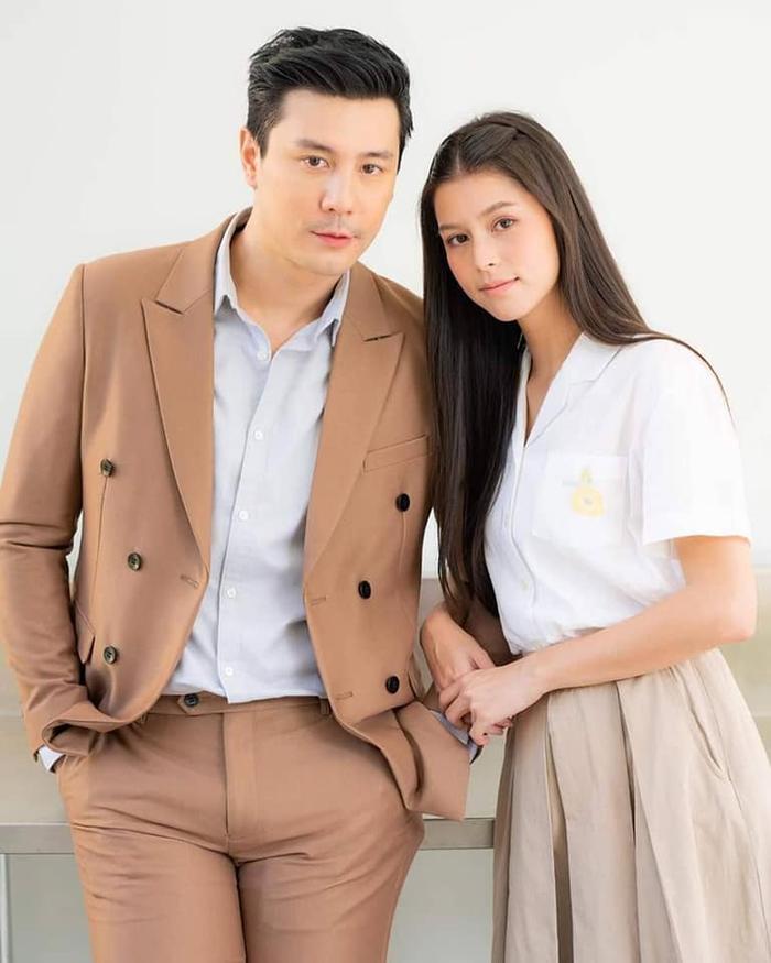 Nam Phueng Khom  Mật Đắng: Bộ phim Thái Lan được CH3 làm lại sau 20 năm, mối tình đầy drama của chú-cháu ảnh 0