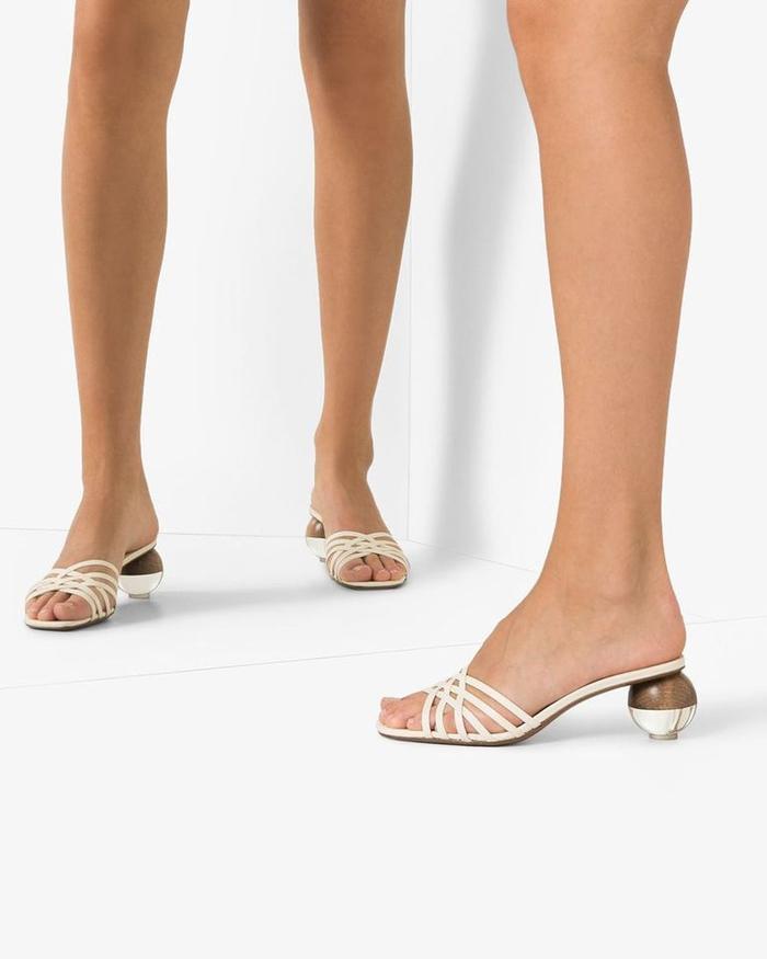 Mùa sale kịch liệt, chị em nhớ ghi sổ 9 xu hướng giày hè 2020 siêu xinh ảnh 21
