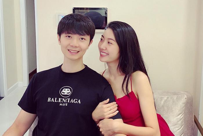 Thúy Vân và bạn trai doanh nhân có dự định đám cưới trong năm nay.