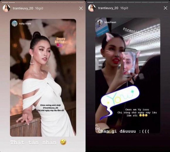 """Hoa hậu Tiểu Vy """"tài không đợi tuổi"""", hào hứng đón nhận những khoảnh khắc """"khó đỡ"""" được chụp bởi bạn bè nhân dịp kỷ niệm sinh nhật lần thứ 19."""