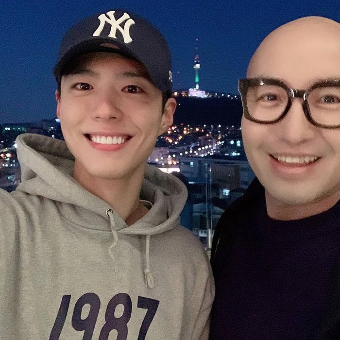 Hong Seokcheon gọi Park Bo Gum là 'đứa trẻ tuyệt vời' sau vai cameo trong tập 16 'Itaewon Class'