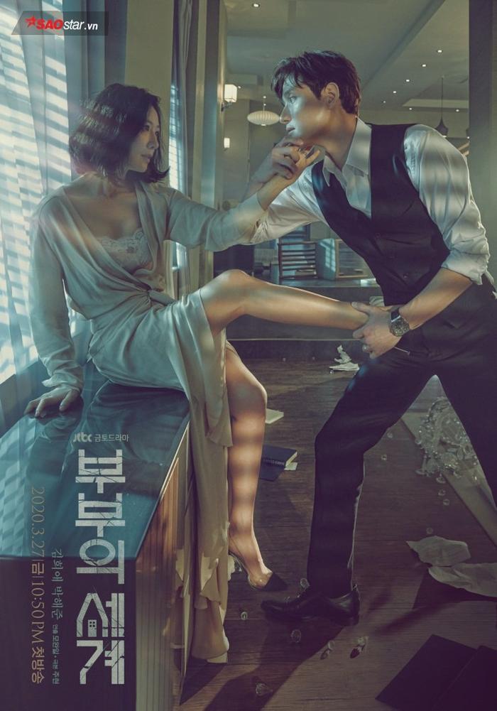 Thay thế khung giờ của Tầng lớp Itaewon là phim mới của Kim Hee Ae và Park Hae Joon bị gán mác 19+ ảnh 0