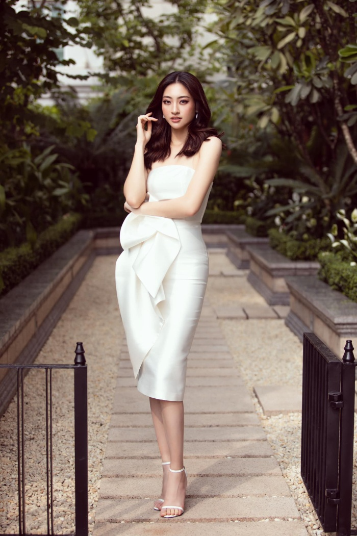 Lương Thùy Linh sẵn sàng tiếp tục chinh chiến quốc tế: Fan tiến cử thi Miss International 2020 ảnh 2