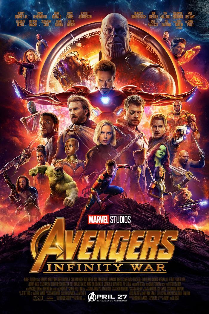 Khi các poster phim bom tấn thể hiện sự cách ly vì COVID-19: Đáng sợ như cú búng tay của Thanos ảnh 1