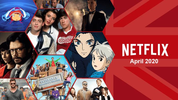 Ở nhà tránh dịch COVID-19 không buồn vì danh sách phim mới trên Netflix nửa cuối tháng Tư 2020 ảnh 0